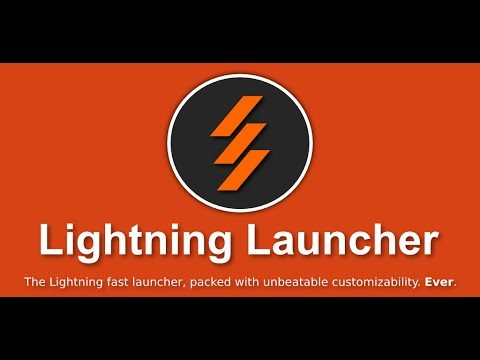 Introduction to Lightning Launcher