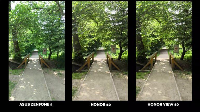 Který telefon natáčí nejlepší videa? Porovnání ASUS ZenFone 5 vs Honor 10 vs Honor View 10