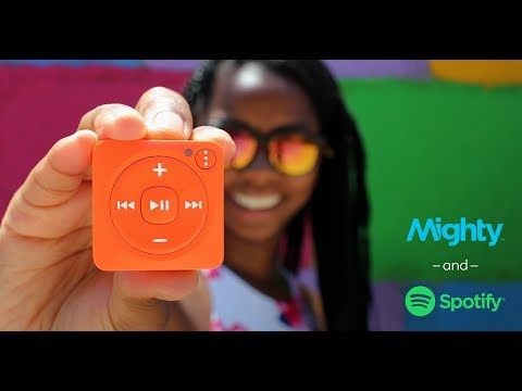 Mighty, the Spotify Music Player (bemighty.com)