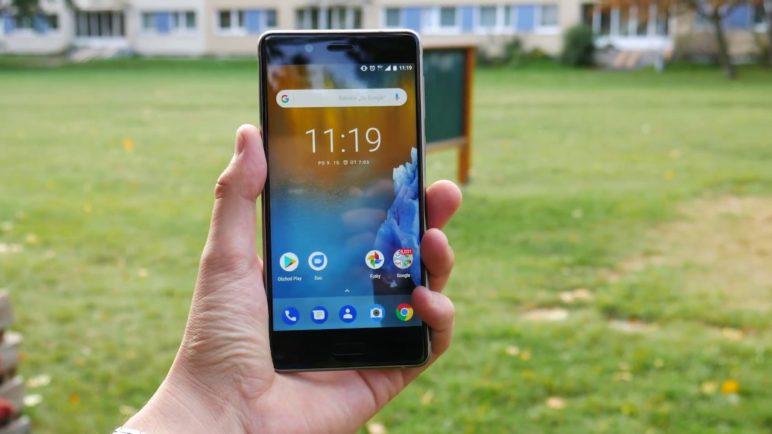 Nokia 8 - první pohled
