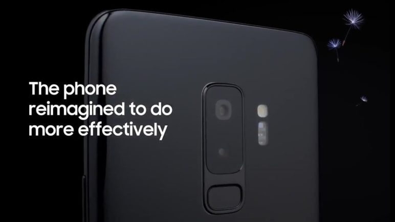 Official Galaxy S9 and S9+ launch video surfaces early