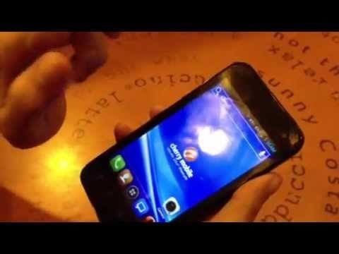 P3,999 Cherry Mobile Flare dual-SIM Android ICS phone