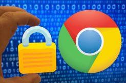 spravce hesel google chrome