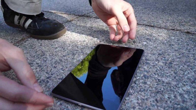 SquareTrade's Face-off: Nexus 7 vs. iPad