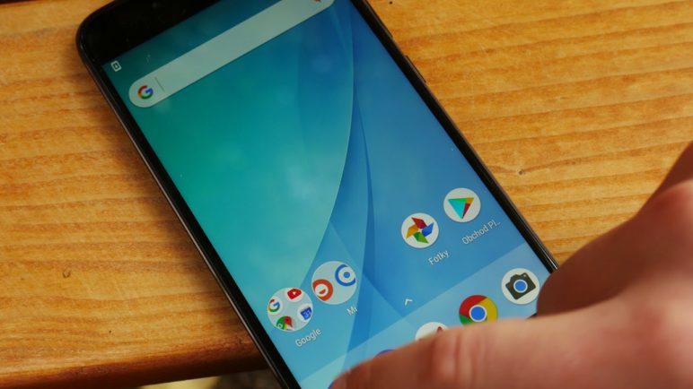 Xiaomi Mi A1 - první pohled