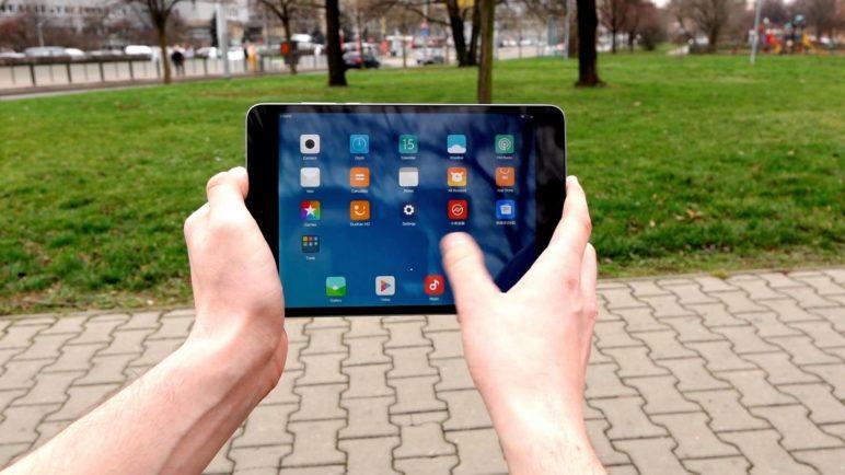 Xiaomi Mi Pad 2 - první pohled