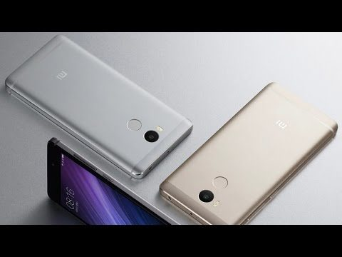 Xiaomi Redmi 4: Kompaktní rychlík zabalený v kovu