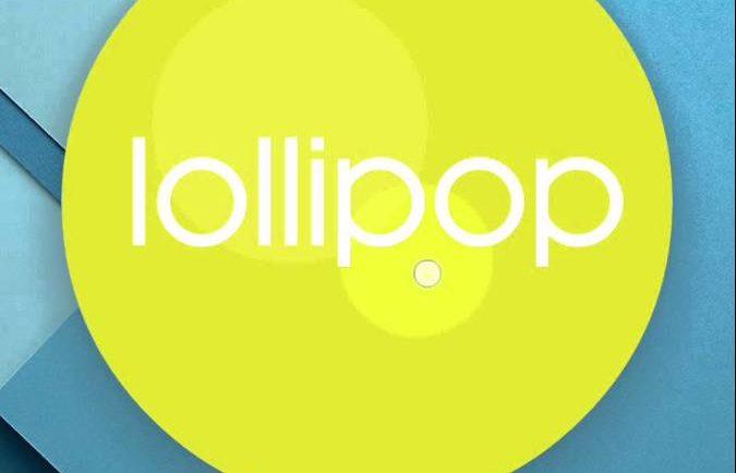 Android 5.0 Lollipop: Velikonoční vajíčko