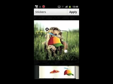 Aviary Photo Editor for Android