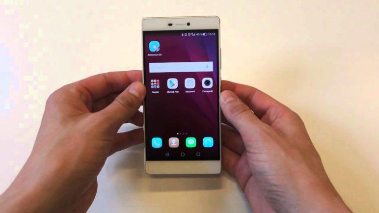 Huawei P8 - první pohled