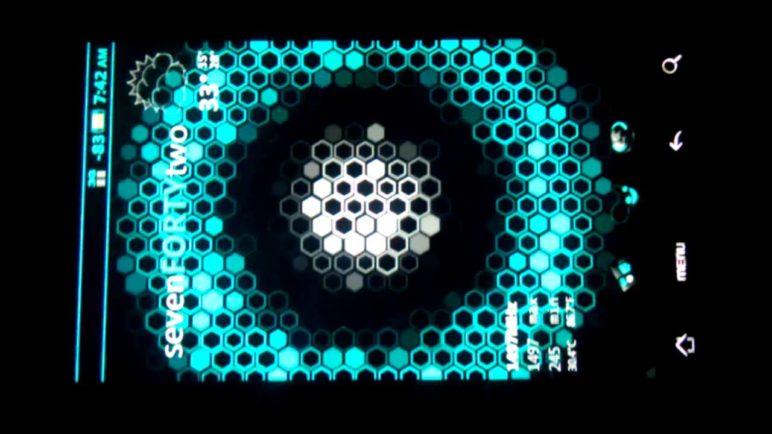 mau5 + Light Grid LWP