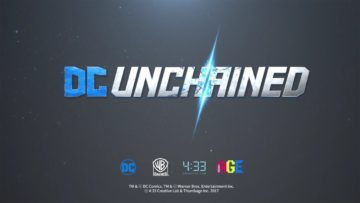 DC UNCHAINED – 1st CBT Official Trailer