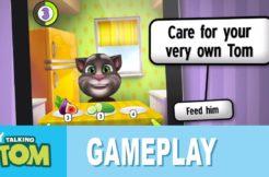 My Talking Tom – Gameplay Trailer