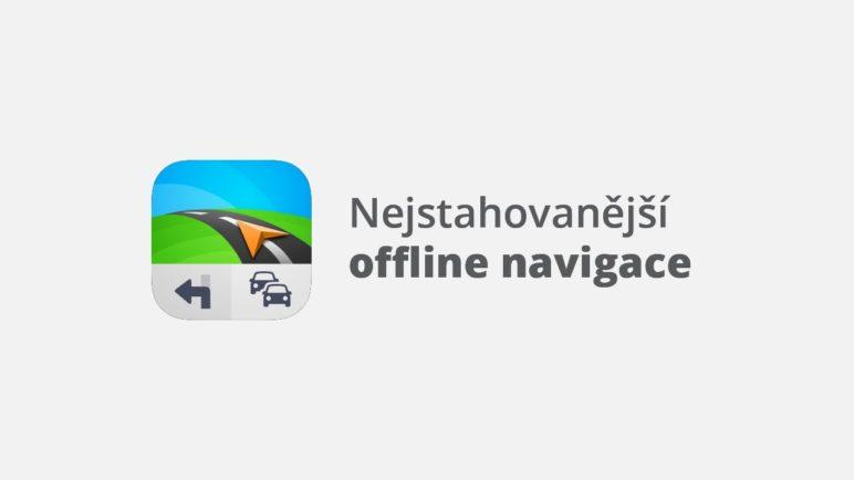 CZ - Sygic GPS Navigace & Mapy