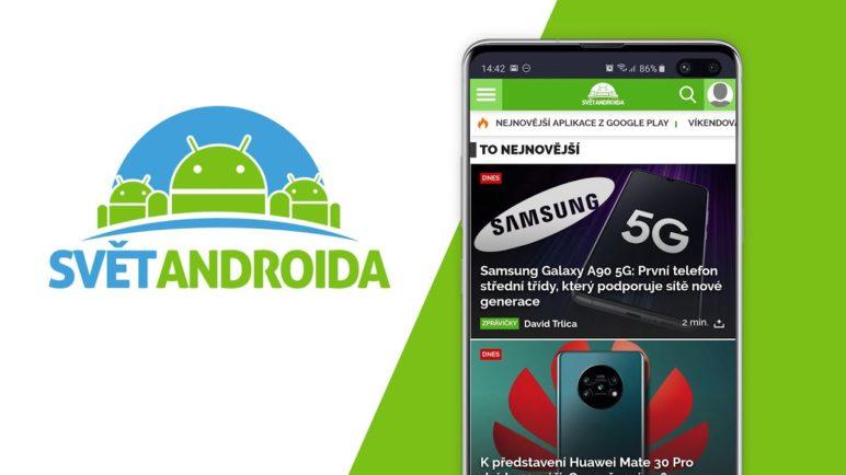 Aplikace Svět Androida v obchodě Google Play
