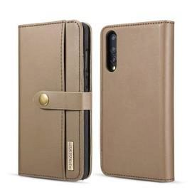 Leather 2-IN-1 Detachable Dual-Use Wallet Phone Case for Huawei P20 Pro