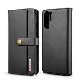 Leather 2-IN-1 Detachable Dual-Use Wallet Phone Case for Huawei P30 Pro