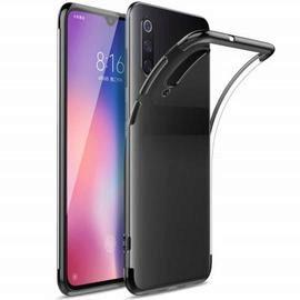 Slim Shock Clear TPU Plating Phone Case for Xiaomi Mi 9 SE