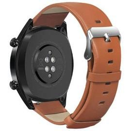 TAMISTER Double-Sided Leather Watch Strap for HUAWEI GT / GT Ative